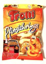 Trolli Pfirsichringe mit Kino-Verlosung Angry Birds 500 gramm