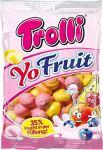 Trolli YoFruit neu ohne weißen Schaumzuckerboden