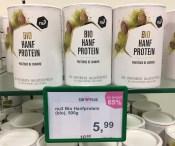 nu3 Bio HanfProtein 500 Gramm