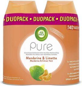 AirWick Pure Mandarine+Limette Duopack Airspray