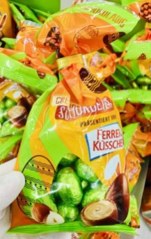 Ferrero Küsschen Cremige Schokoeier Ostern 2020
