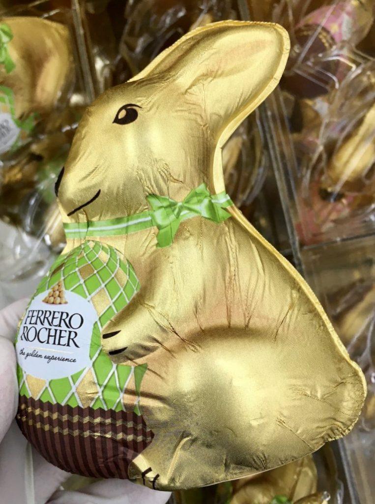Ferrero Rocher Osterhase 2020