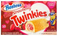 Hostess Twinkies Strawberry