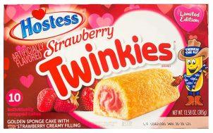Hostess Twinkies Strawberry