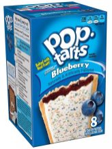 Kellogg's Frosted Blueberry 8er