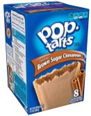 Kellogg's pop-tarts Frosted Brown Sugar Cinnamon 8er