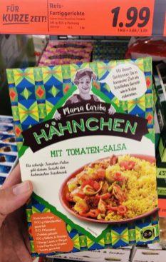 Lidl Mama Cariba Mit Tomaten-Salsa