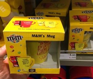 M+M Becher Set Kit