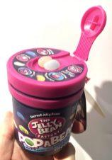 The Jelly Bean Factory Pop a Bean Dispenser