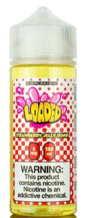 e-liquid Loaded Strawberry Jelly Donut 120ml