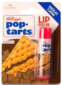 mad beauty Lippenpflegestift mit Geschmack Kellogg's Pop tarts Schokolade