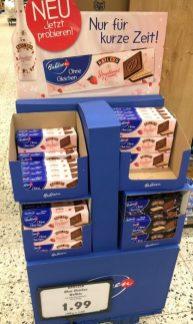 Bahlsen Ohne Gleichen mit Baileys Erdbeere+Cream Display Muttertag 2020