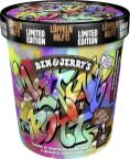 Ben & Jerry's Caramel ice Cream with Caramel Swirl+Chocolately covered Caramel chunks Pint