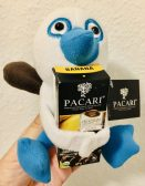 Blaufußtölpel Souvenir mit Pacari-Bananenschokolade aus Peru