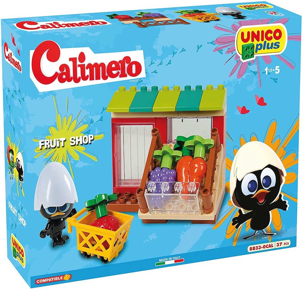 Calimero Fruitshop Obstgeschäft Spielzeug