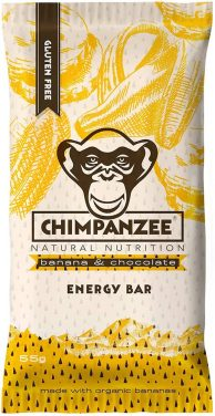Chimpanzee Energy Bar Banane+Schokolade 55G