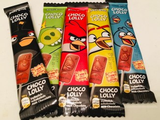 Choco Lolly Angry Birds