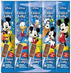 Choco Lolly Disney Micky Mouse