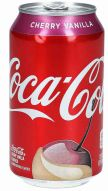 Coca Cola Cherry Vanilla aus den USA