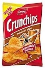 Crunchips Döner mit alles