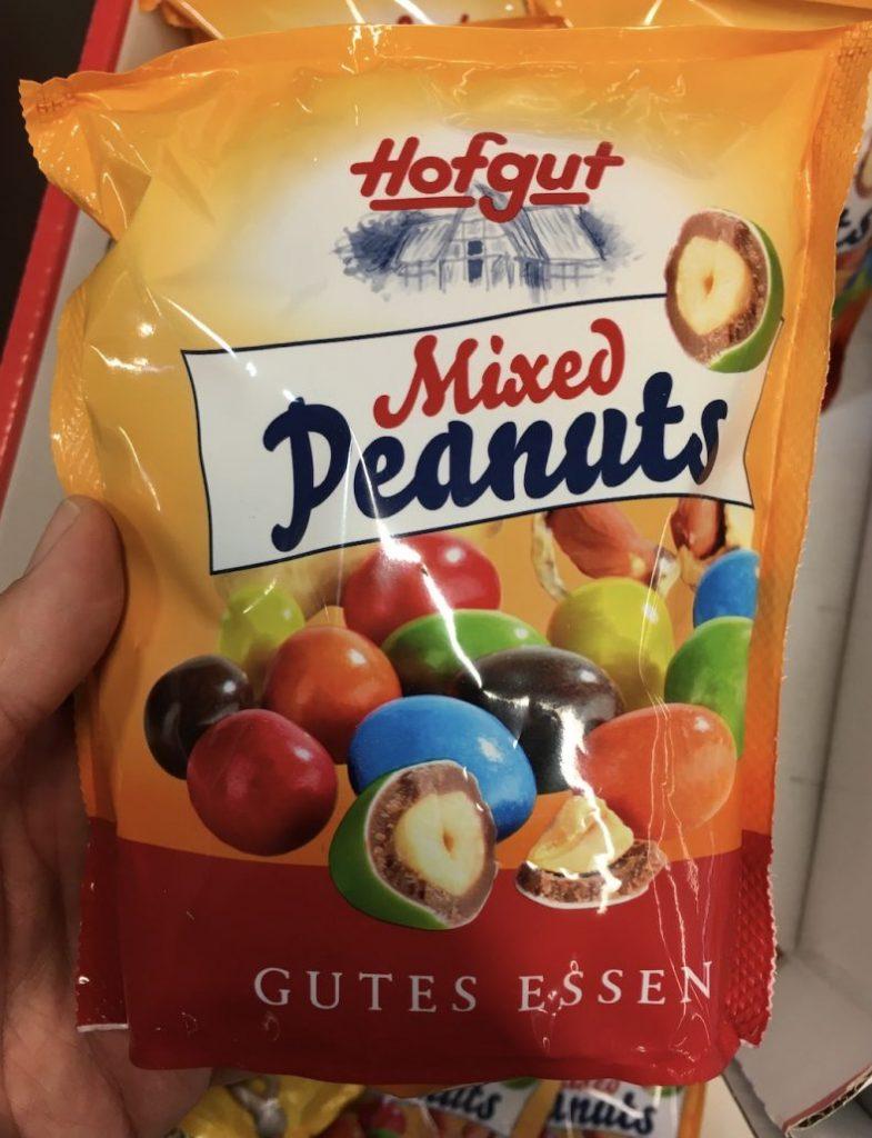 Famila Hofgut Mixed Peanuts