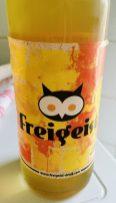 Freigeist Getränk Limonade Flasche