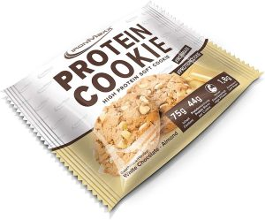 IronMaxx Protein Cookie High Protein Soft Cookie White Chocolate-Almond 75G