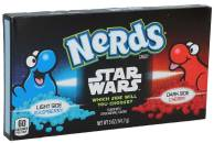 Nerds Star Wars Edition Light Side Raspberry & Dark Side Cherry 142G