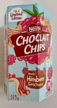 Nestlé Choclait Chips Himbeer-Geschmack 115G