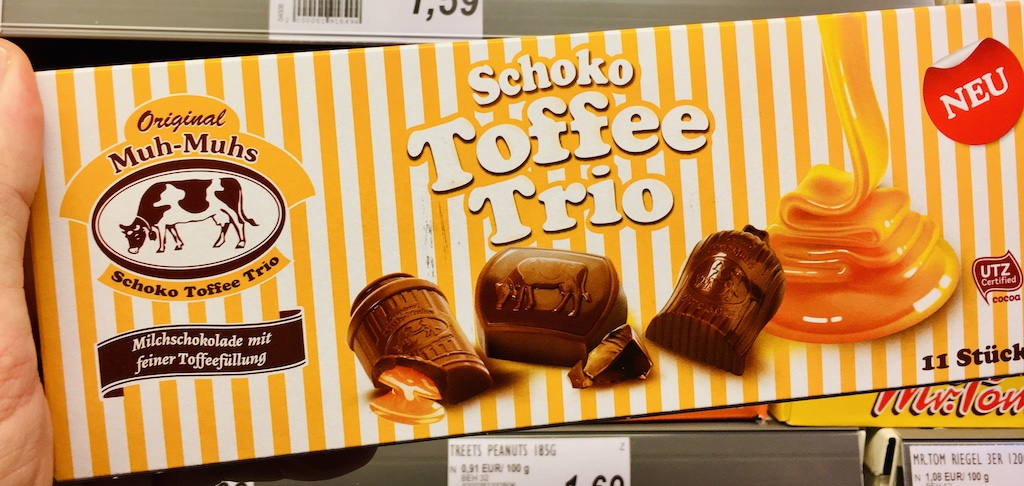 Original Muh-Muhs Schoko-Toffee-Trio 11er