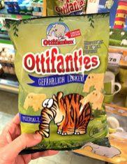 Ottifanten Ottifanties Kartoffelsnack mit Meersalz
