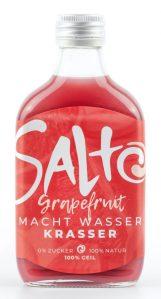 Salto Fruchtgeschmack für Wasser, Grapefruit.