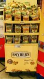 Snyders of Hanover Pretzls POS-Display