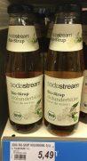 Sodastream Bio-Sirup Holunderblüte 1L