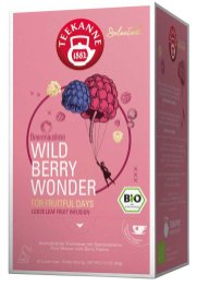 Teekanne Selected Bio Wild Berry Wonder 20er