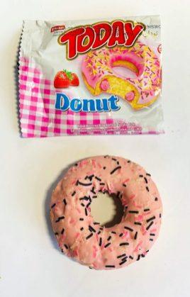 Today Donut ausgepackt