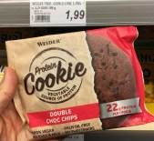 Weider Protein Cookie Double Choc Chips 90G