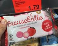 Aldi Sweet Land Brausebälle Erdbeergeschmack Tri d'Aix