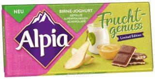 Alpia Fruchtgenuss Birne-Joghurt 100g