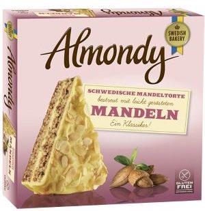 B+F Bakery & Food Almondy Mandeln