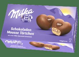 B+F Bakery & Food Milka Schokoladen Mousse-Törtchen