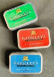 Barkley's Tastefully intense Mints Wintergreen-Cinnamon-Peppermint 50G
