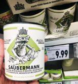 Berlin Organics Saubermann Greenmix Pulvermischung