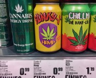 Cannabis Energy Drink-Funky-T Hemp-Chillma Cola Hanf