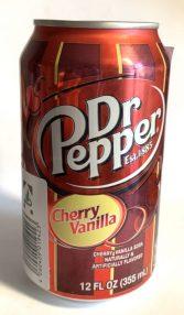 Dr Pepper Cherry Vanilla 355ml