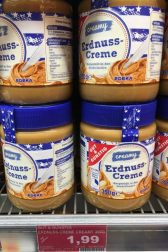 Gut&Günstig Erdnusscreme Creamy 350G