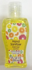 Hand Sanitizer Fresh Fruit scented 30ml