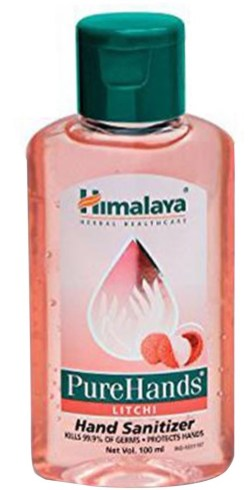 Himalaya PureHands Litchi Hand Sanitizer 100ml