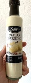 Lidl Deluxe Caesar Dressing 255ml