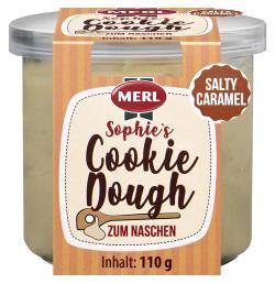 Merl Sophies Cookie Dough zum naschen Salty Caramel110G
